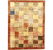 Link to 5' 5 x 7' 2 Checkered Modern Ziegler Oriental Rug