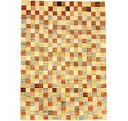 Link to 6' 2 x 8' 6 Checkered Modern Ziegler Oriental Rug