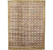 Link to 6' x 7' 11 Checkered Modern Ziegler Oriental Rug