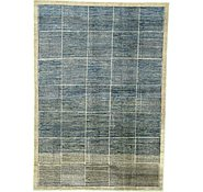 Link to 5' 5 x 7' 8 Checkered Modern Ziegler Oriental Rug