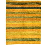 Link to 8' 1 x 10' 1 Striped Modern Ziegler Oriental Rug