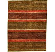 Link to 7' 9 x 9' 11 Striped Modern Ziegler Oriental Rug