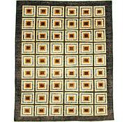 Link to 8' 1 x 9' 8 Checkered Modern Ziegler Oriental Rug