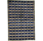 Link to 6' 7 x 9' 8 Checkered Modern Ziegler Oriental Rug