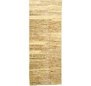 Link to 3' 10 x 9' 9 Abstract Modern Ziegler Oriental Runner Rug
