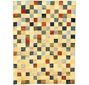 Link to 4' 11 x 6' 5 Checkered Modern Ziegler Oriental Rug