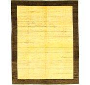 Link to 8' 2 x 10' 1 Two-Tone Modern Ziegler Oriental Rug
