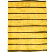 Link to 5' 3 x 6' 9 Striped Modern Ziegler Oriental Rug
