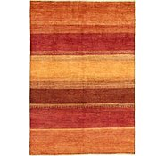 Link to 6' 4 x 9' 3 Striped Modern Ziegler Oriental Rug