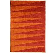 Link to 6' 8 x 9' 10 Striped Modern Ziegler Oriental Rug