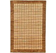 Link to HandKnotted 5' 7 x 8' 2 Modern Ziegler Oriental Rug