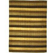 Link to 5' 1 x 6' 11 Striped Modern Kilim Rug