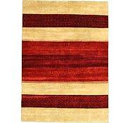 Link to 5' 8 x 7' 10 Kashkuli Gabbeh Persian Rug