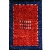 Link to 4' x 5' 11 Kashkuli Gabbeh Persian Rug