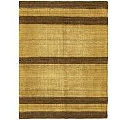 Link to 5' 7 x 7' 5 Striped Modern Kilim Rug