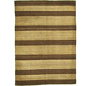 Link to 5' 5 x 7' 5 Striped Modern Kilim Rug