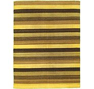 Link to 5' 1 x 6' 7 Striped Modern Kilim Rug