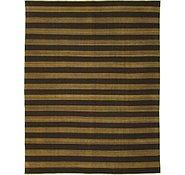 Link to 9' 2 x 11' 9 Striped Modern Kilim Rug