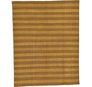 Link to 9' 1 x 11' 7 Striped Modern Kilim Rug