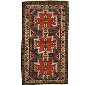 Link to 3' 7 x 6' 5 Balouch Rug