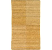 Link to 3' 8 x 6' 2 Loribaft Gabbeh Oriental Rug