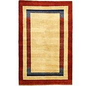 Link to 3' 9 x 5' 11 Kashkuli Gabbeh Persian Rug