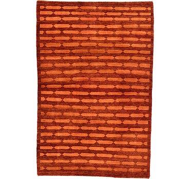 117x178 Kashkuli Gabbeh Rug