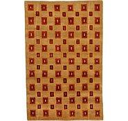 Link to 3' 10 x 6' Kashkuli Gabbeh Persian Rug