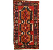 Link to 3' 5 x 6' 5 Balouch Persian Rug