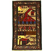 Link to 3' 9 x 6' 3 Balouch Persian Rug