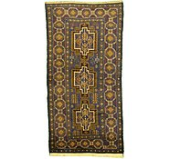 Link to 3' 9 x 7' 6 Balouch Persian Rug