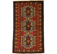 Link to 3' 10 x 6' 5 Balouch Persian Rug