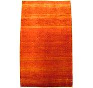 Link to 2' 11 x 5' Kashkuli Gabbeh Persian Rug