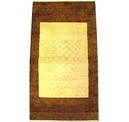 Link to 2' 10 x 5' 2 Kashkuli Gabbeh Persian Rug
