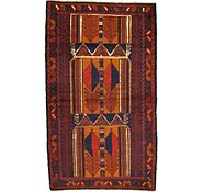 Link to 3' 8 x 6' 2 Balouch Persian Rug