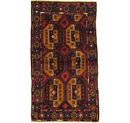 Link to 3' 4 x 5' 11 Balouch Persian Rug