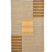Link to 5' 7 x 8' 7 Loribaft Gabbeh Oriental Rug