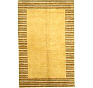 Link to 5' 2 x 8' Loribaft Gabbeh Oriental Rug