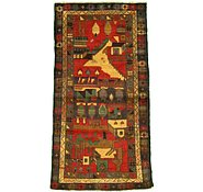 Link to 3' 3 x 5' 11 Balouch Persian Rug