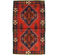 Link to 3' 5 x 5' 8 Balouch Persian Rug