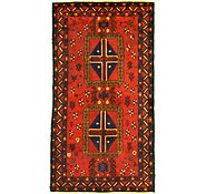 Link to 3' 7 x 6' 6 Balouch Persian Rug