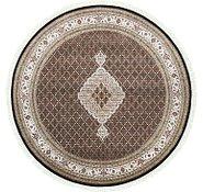 Link to 8' 4 x 8' 4 Tabriz Oriental Round Rug