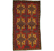 Link to 3' 9 x 6' 8 Balouch Persian Rug