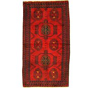 Link to 3' 5 x 6' 2 Balouch Persian Rug