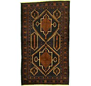 Link to 3' 10 x 6' 6 Balouch Persian Rug
