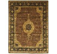 Link to 9' 1 x 12' 1 Mashad Oriental Rug