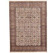 Link to 8' 3 x 11' 3 Kashan Oriental Rug