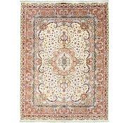 Link to 9' 2 x 12' 1 Tabriz Persian Rug