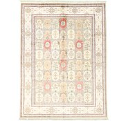 Link to 10' 3 x 13' 9 Qom Persian Rug