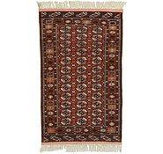 Link to 3' 9 x 6' Torkaman Persian Rug